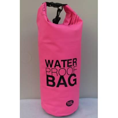 Water proof Dry bag 10L jednobojni roze